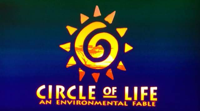 The Circle of Life at Epcot in Walt Disney World
