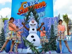 Olaf coming for meet and greets at Hollywood Studios in Walt Disney World