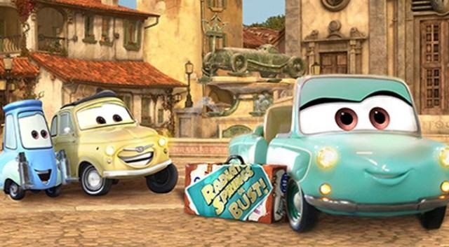 Luigi's Rollickin' Roadsters to open at Disney California Adventure in Disneyland