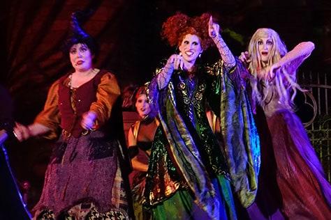 Hocus Pocus Villain Spelltacular at Mickey's Not So Scary Halloween Party 2015 (10)