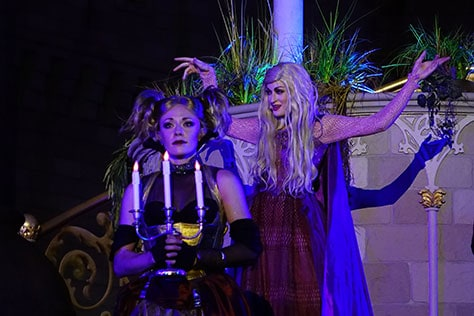 Hocus Pocus Villain Spelltacular at Mickey's Not So Scary Halloween Party 2015 (3)