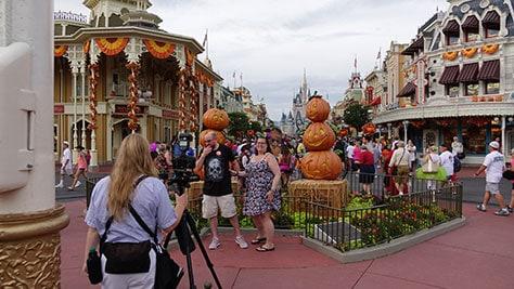 Mickey's Not So Scary Halloween Party at Walt Disney World's Magic Kingdom 2015 (14)