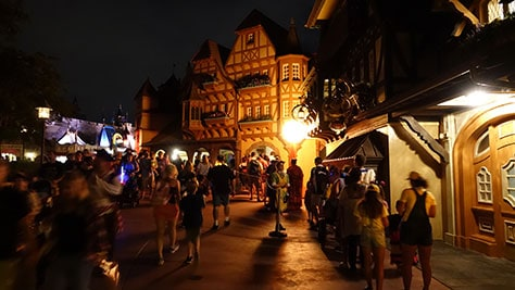 Mickey's Not So Scary Halloween Party at Walt Disney World's Magic Kingdom 2015 (69)