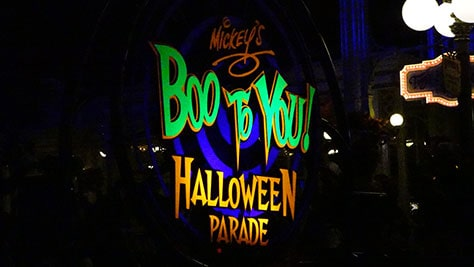 Mickey's Not So Scary Halloween Party at Walt Disney World's Magic Kingdom 2015 (72)