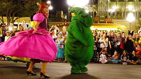 Mickey's Not So Scary Halloween Party at Walt Disney World's Magic Kingdom 2015 (79)