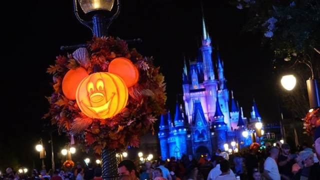 Mickey's Not So Scary Halloween Party at Walt Disney World's Magic Kingdom 2015 (80)