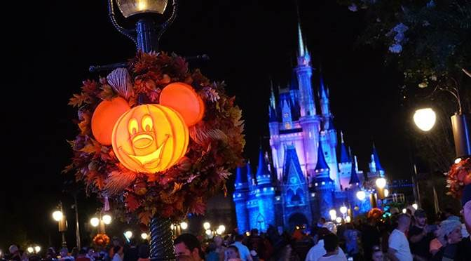 disney world park hours review happy hallowishes dessert premium package mickeys not so scary halloween party - Disneys Not So Scary Halloween Party