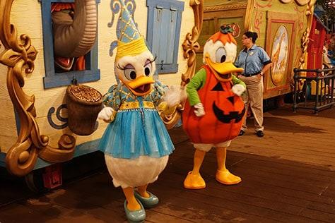 Mickey's Not So Scary Halloween Party at Walt Disney World's Magic Kingdom 2015 (93)