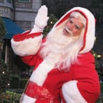 Pere Noel Storyteller for Epcot's Holidays Around the World