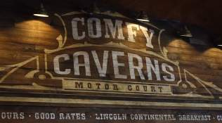 Comfy Caverns Radiator Springs Racers