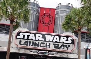 Star Wars Launch Bay Queue at Disney's Hollywood Studios
