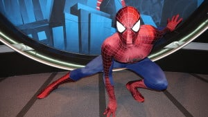 Spiderman Disneyland 2015 (1)