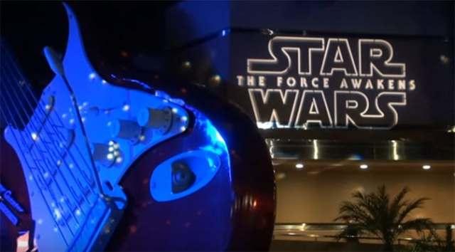 Star Wars Rock n Roller Coaster overlay