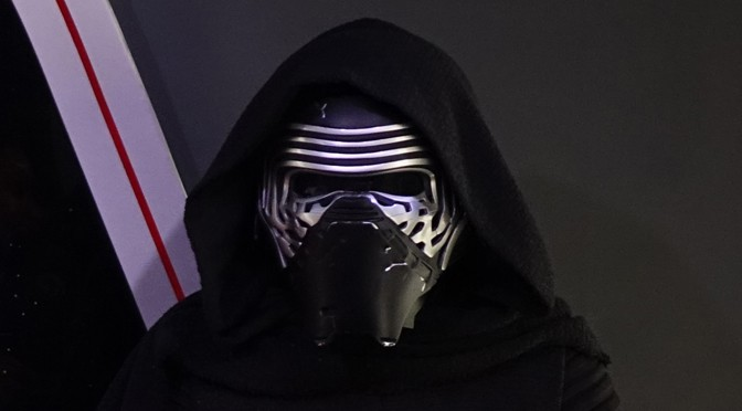 How to meet Kylo Ren at Star Wars Launch Bay in Disney's Hollywood Studios