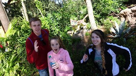 Lion Guard Adventure at Disney's Animal Kingdom (13)
