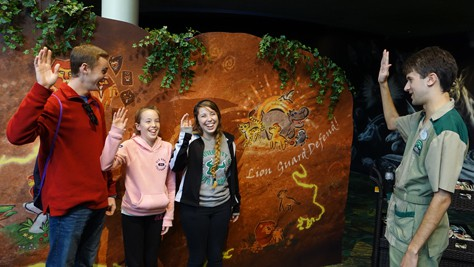Lion Guard Adventure at Disney's Animal Kingdom (17)