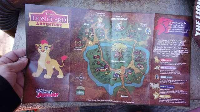 Lion Guard Adventure at Disney's Animal Kingdom (2)