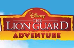 Lion Guard Adventure coming to Disney's Animal Kingdom