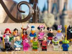 Disney Lego Minifigures coming May 2016