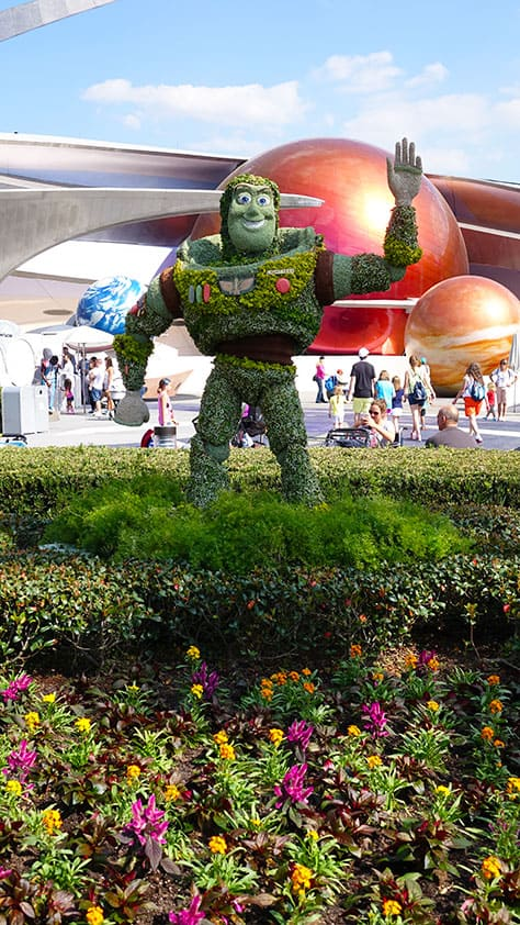 Epcot Flower and Garden Festival topiaries 2016 (102)