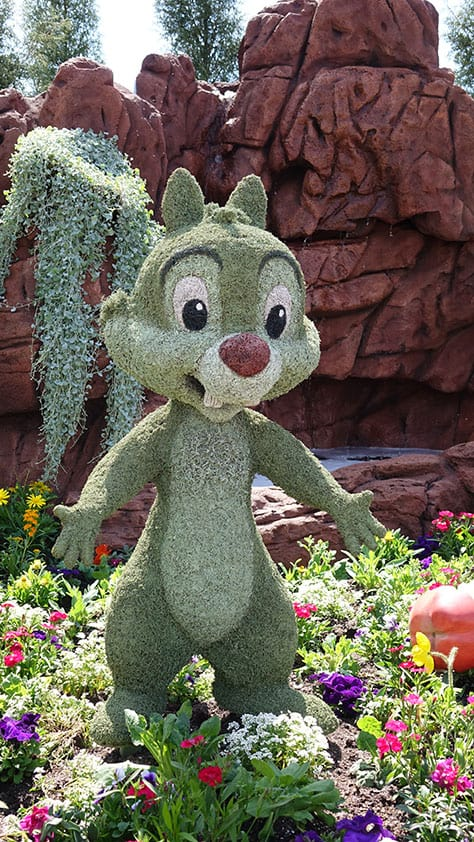 Epcot Flower and Garden Festival topiaries 2016 (11)