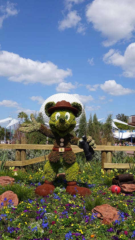 Epcot Flower and Garden Festival topiaries 2016 (14)