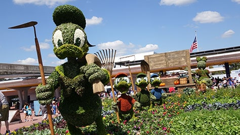 Epcot Flower and Garden Festival topiaries 2016 (4)