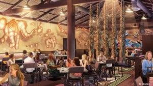 tiffins restaurant - 7 new nightime offerings coming to Disney's Animal Kingdom in April