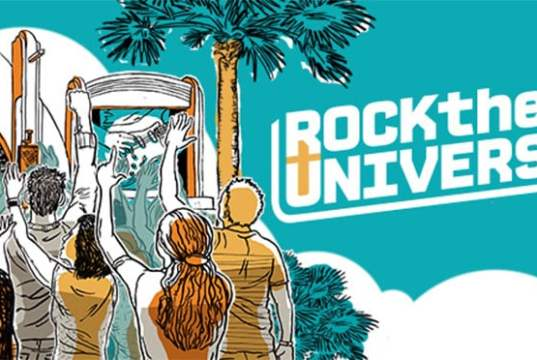 Rock the Universe 2016 concert band lineup