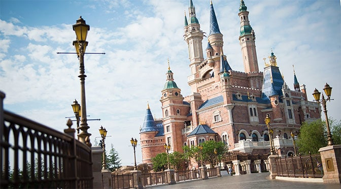 Grand Opening of Shanghai Disney Resort to be live streamed