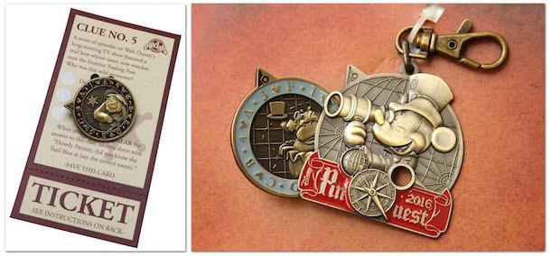 PinQuest comes to the Magic Kingdom in Walt Disney World
