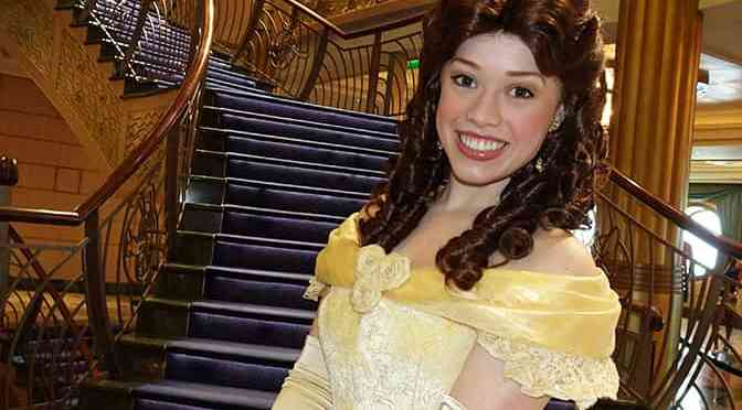 Belle to offer unique limited-time meet and greet at Magic Kingdom