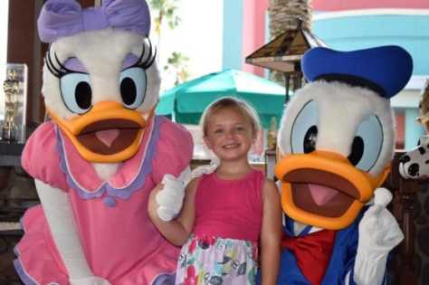 Daisy and Donald at Hollywood Studios Alanaexplains (2)