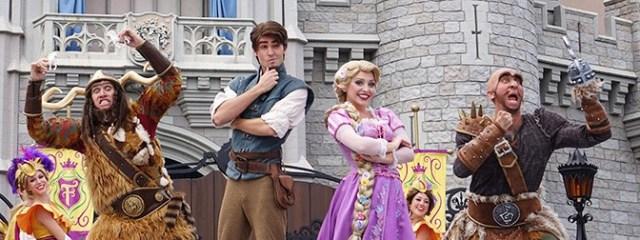 Mickey's Royal Friendship Faire at the Magic Kingdom in Walt Disney World (3)