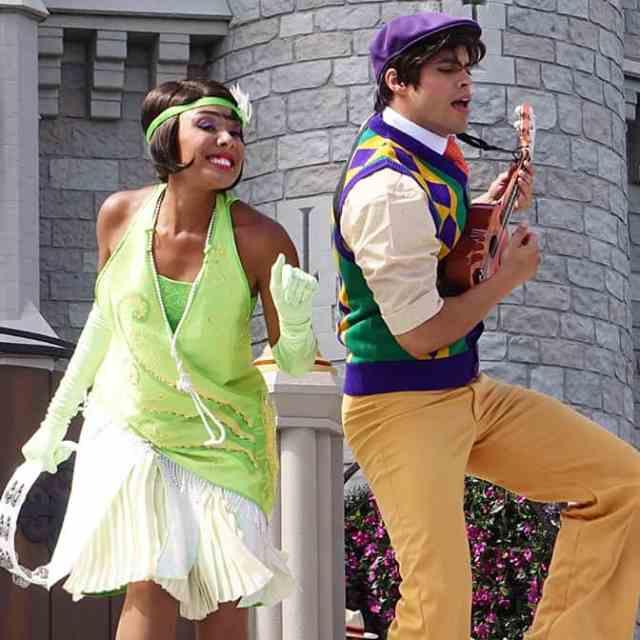 Mickey's Royal Friendship Faire at the Magic Kingdom in Walt Disney World (33)