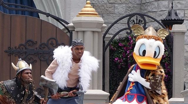 Mickey's Royal Friendship Faire at the Magic Kingdom in Walt Disney World (45)