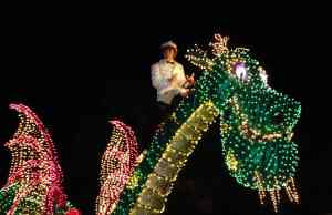 Main Street Electrical Parade to return to Disneyland with another hard ticket event