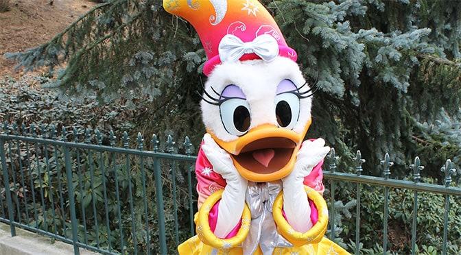 Worldwide Wednesday:  Sorcerer Daisy