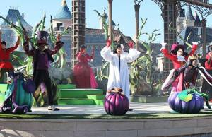 Halloween Time at Disneyland Paris