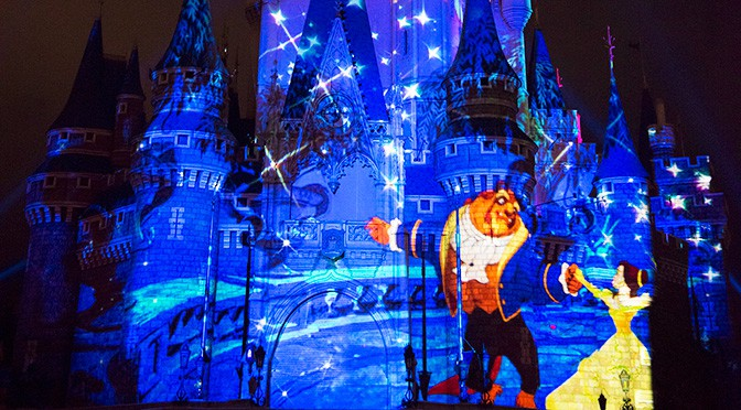 Additional details on new Once Upon a Time projection show for the Magic Kingdom