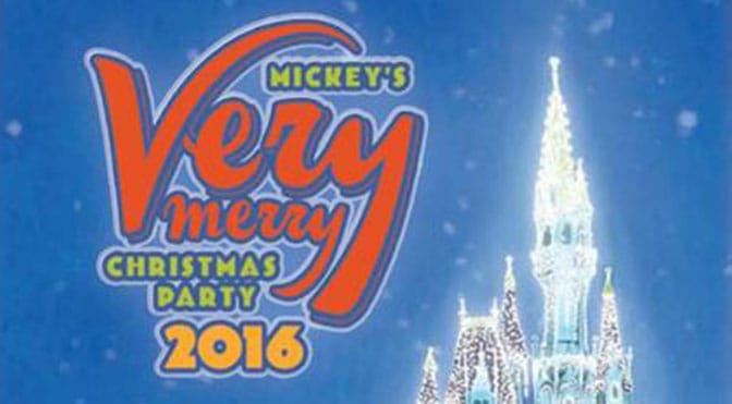 Final Mickey's Very Merry Christmas Party sold out