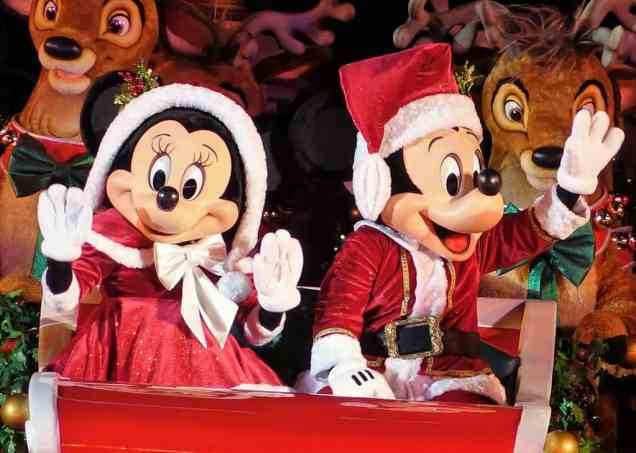 Mickey's Most Merriest at Mickey's Very Merry Christmas Party 2016