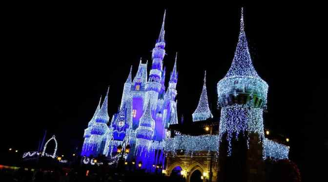Park by park filming schedule for ABC Holiday Specials at Walt Disney World