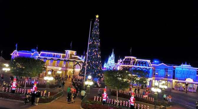 disney parks announces holiday specials for 2017