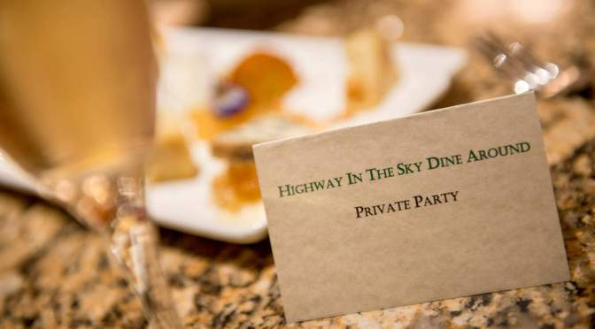 """Disney World to offer $150 monorail """"Highway in the Sky"""" Dining Package"""