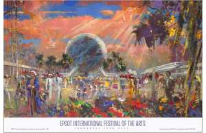 Guide to Epcot International Festival of the Arts