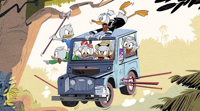 All-New DuckTales Series Coming to Disney XD