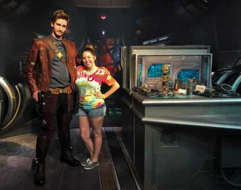 How to meet star lord and baby groot at walt disney world how to meet star lord and baby groot at walt disney world m4hsunfo