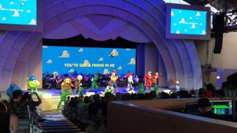 Review of The Music of Pixar Live! A Symphony of Characters at Hollywood Studios