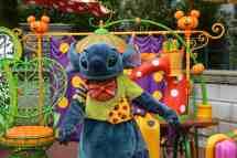 Stitch Halloween Disneyland Paris